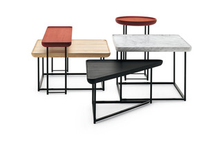 Torei in new finishes  by  Cassina
