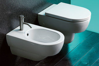 C Bidet Wall-hung 54  by  Catalano