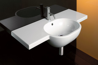 C2 105 Wash basin  by  Catalano