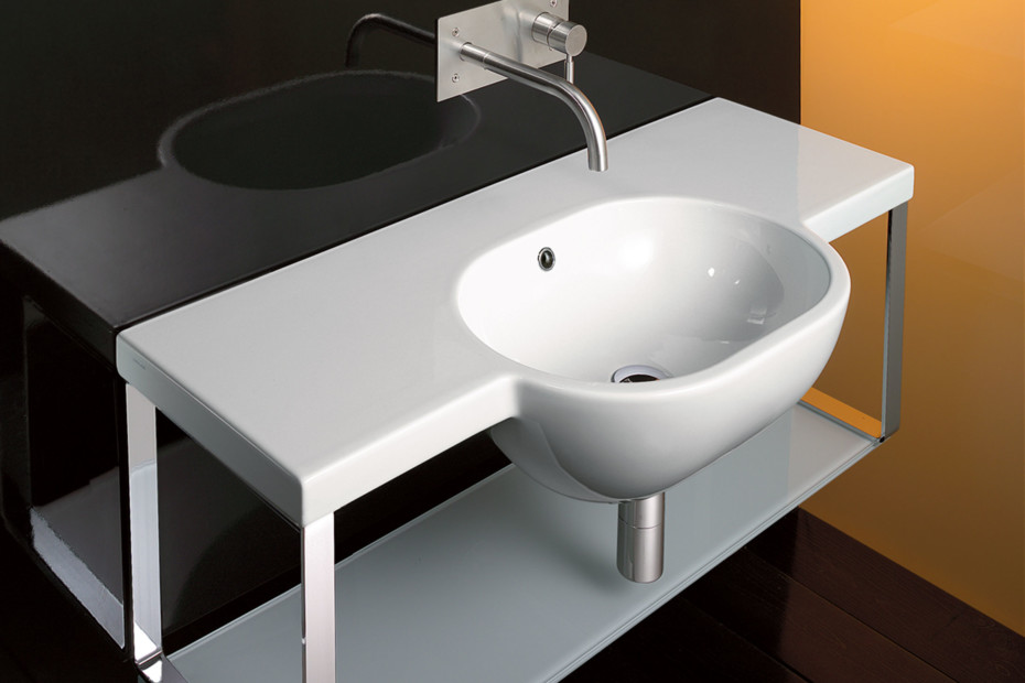 c2 105 wash basin by catalano stylepark. Black Bedroom Furniture Sets. Home Design Ideas