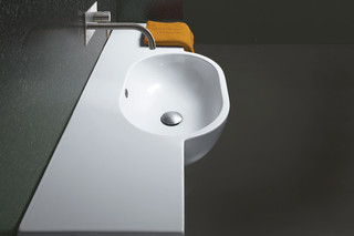 C2 120 Wash basin  by  Catalano