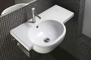 C2 75SX Wash basin  by  Catalano