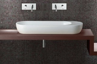 C3 L110 Wash basin  by  Catalano