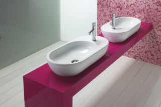 C3 L90 wash basin  by  Catalano