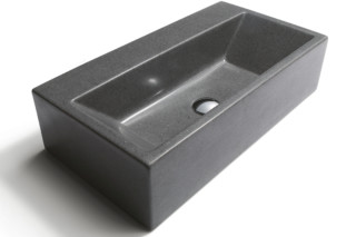 I Maestri pietra serena 70 washbasin  by  Catalano