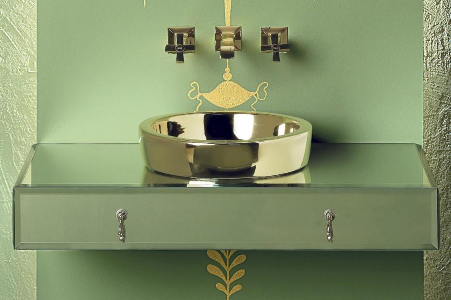 Muse 35 wash basin