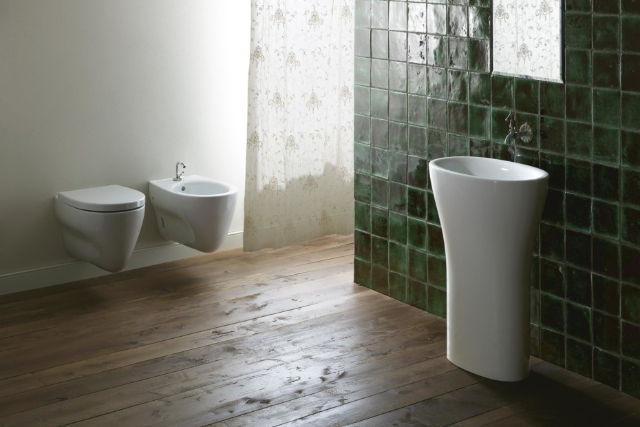 Muse 56 Bidet Wall-hung
