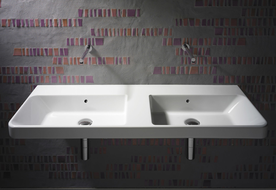 Proiezioni 120 wash basin