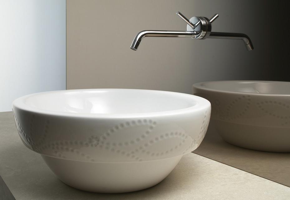 Roma 45 decoro washbasin