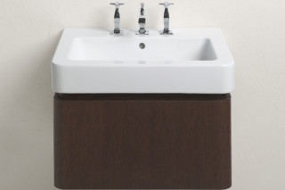 Roma 65 cassettone wash basin  by  Catalano