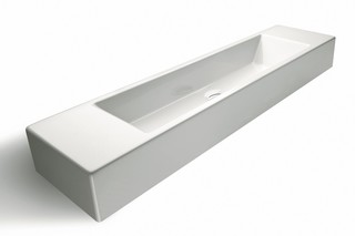 Verso 100 Venticinque wash basin  by  Catalano
