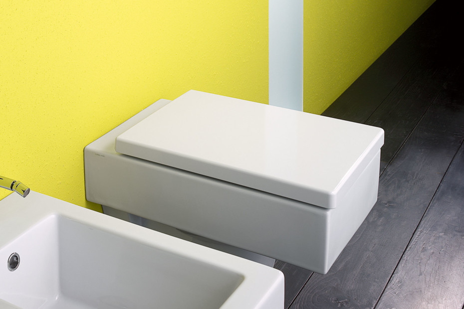Verso WC 53 Wall-Hung