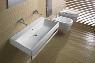 Zero 100 washbasin  by  Catalano