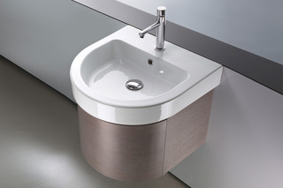 Zero 50 Tondo wasbasin  by  Catalano