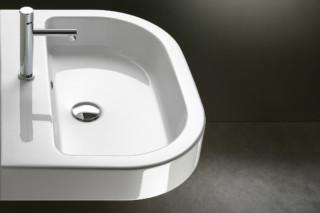Zero 67 washbasin  by  Catalano