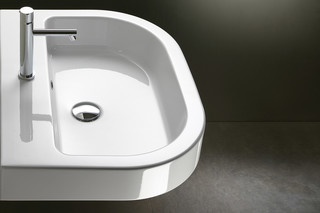 Zero 67 washbasin  by  Catalano