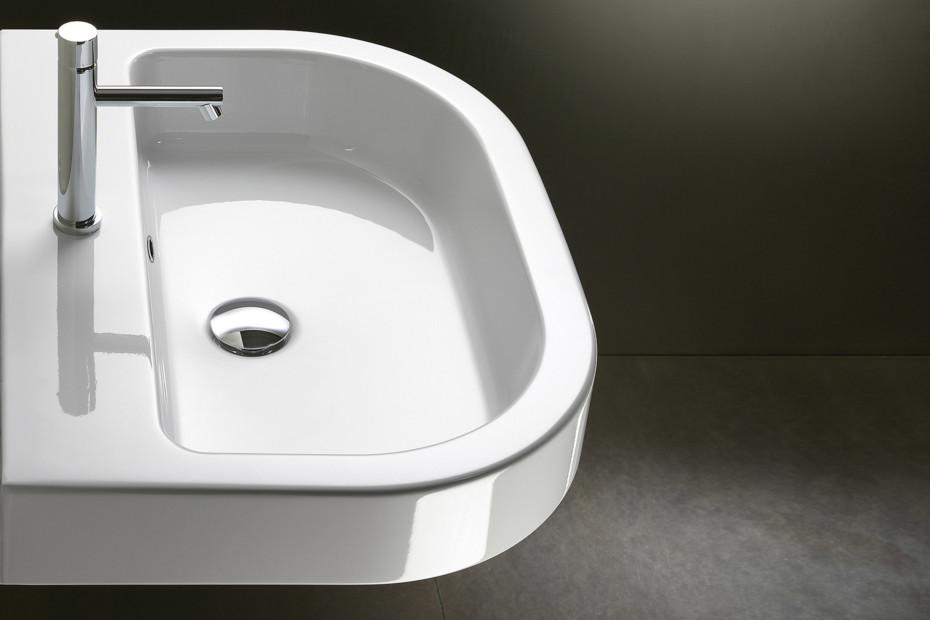 zero 67 waschtisch von catalano stylepark. Black Bedroom Furniture Sets. Home Design Ideas