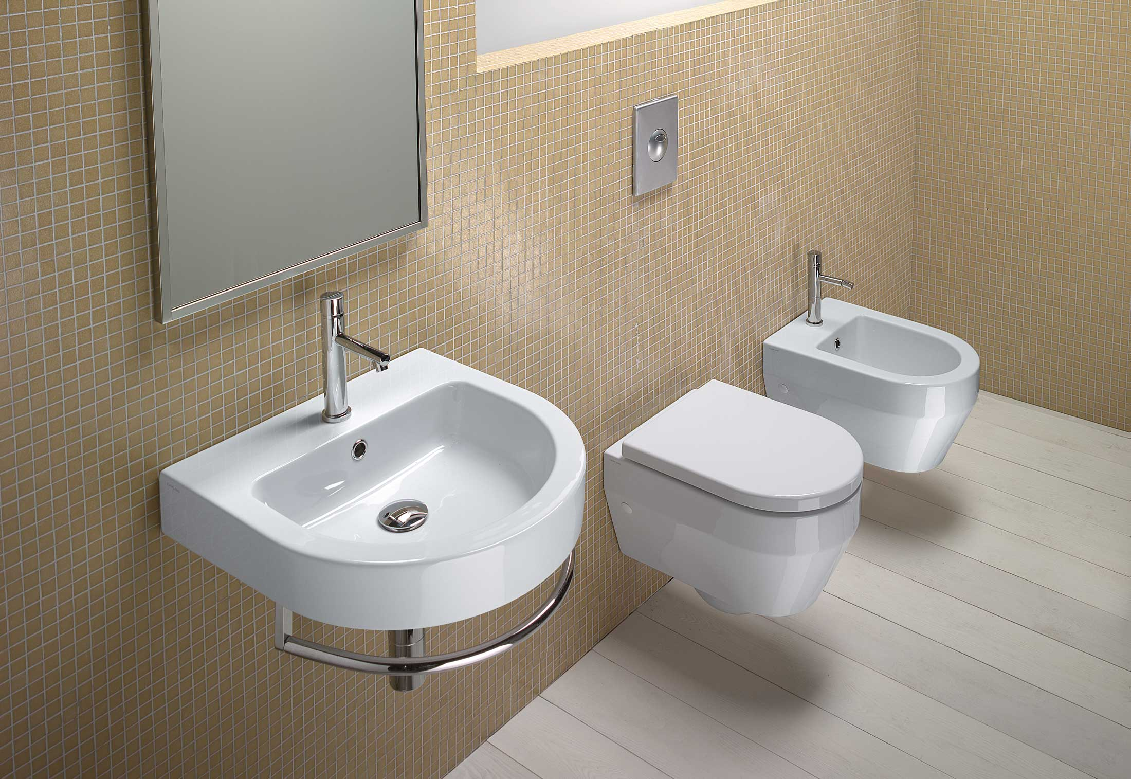 zero bidet 50 wall hung von catalano stylepark. Black Bedroom Furniture Sets. Home Design Ideas