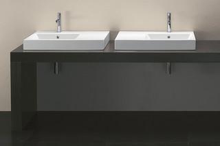 Zero Domino 75dx washbasin  by  Catalano