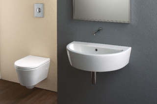 Zero Kono 75 washbasin  by  Catalano