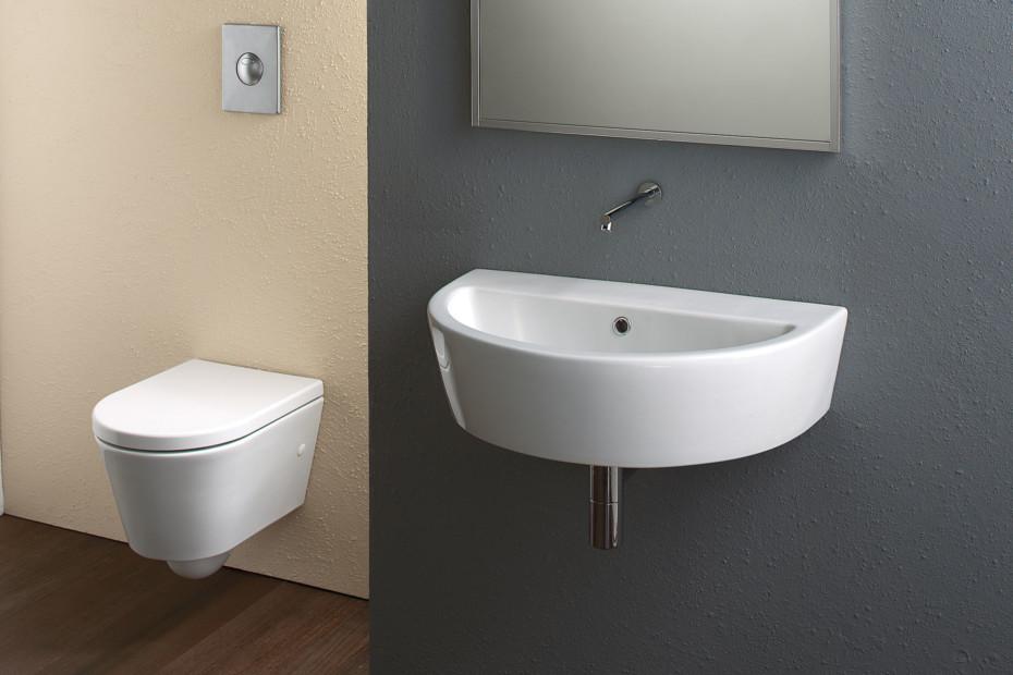 zero kono 75 waschtisch von catalano stylepark. Black Bedroom Furniture Sets. Home Design Ideas
