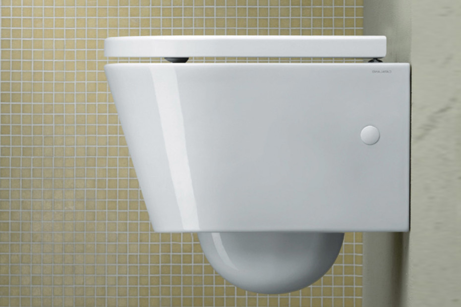 Zero WC 45 Wall-hung