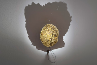 Gold Moon Parete B  von  Catellani & Smith