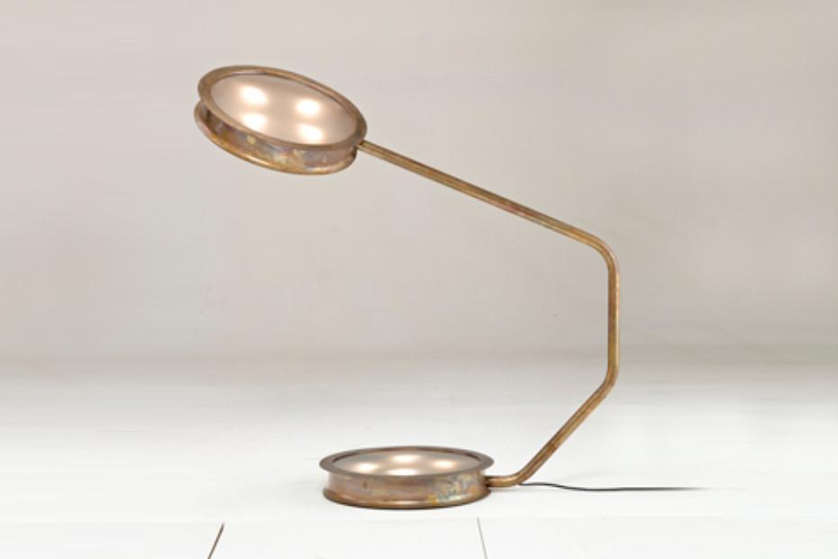 After glow Floor lamp