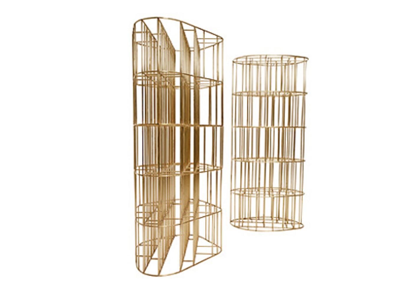 golden cage by ceccotti collezioni stylepark