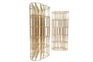 Golden cage  by  Ceccotti Collezioni