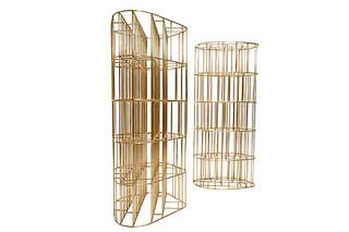 Golden cage  von  Ceccotti Collezioni