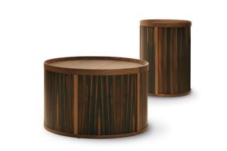 High drum/ mid drum/ large drum  by  Ceccotti Collezioni
