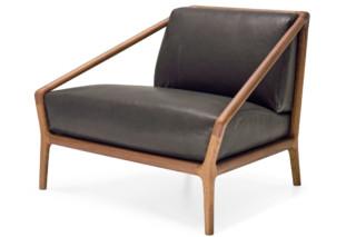 Rive droite armchair  by  Ceccotti Collezioni
