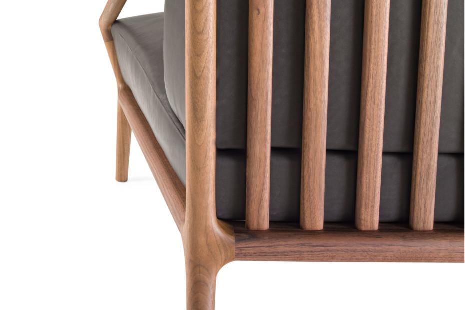 Rive droite armchair