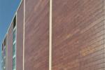 Fassadenbekleidung, Court building in Terrassa, Spanien  von  Ceramica Cumella
