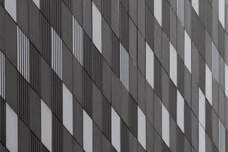 Facade covering, Housing building, Barakaldo, Spain  by  Ceramica Cumella