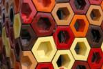 Fassadenbekleidung, Spanischer Expo-Pavillon in Aichí, Japan  von  Ceramica Cumella