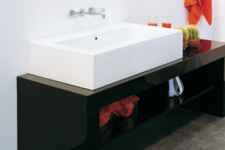 Acquagrande 100 basin  by  Ceramica Flaminia