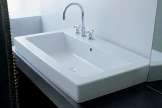Acquagrande 100 vanity basin  by  Ceramica Flaminia