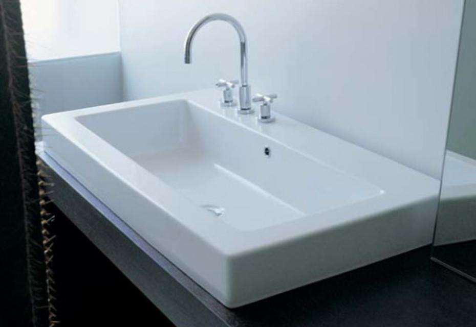 Acquagrande 100 vanity basin