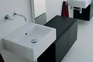 Acqualight basin  by  Ceramica Flaminia