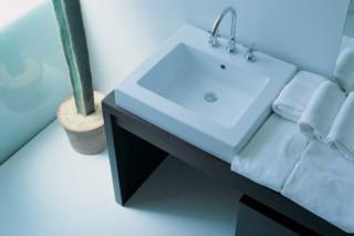Bench 150 Aquagrande 60  by  Ceramica Flaminia