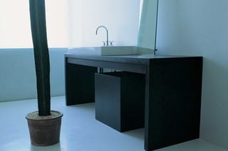 Bench 190 Aquagrande 100  by  Ceramica Flaminia