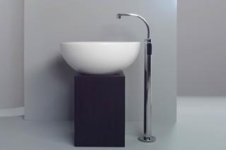 Fonte 70 basin  by  Ceramica Flaminia