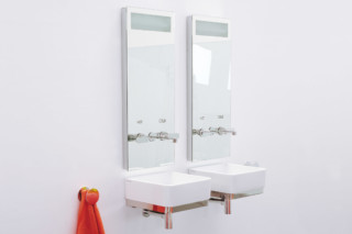 Hot/Cold mirror  by  Ceramica Flaminia