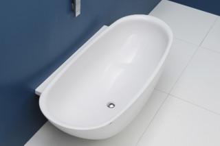 IO SI bath tub  by  Ceramica Flaminia