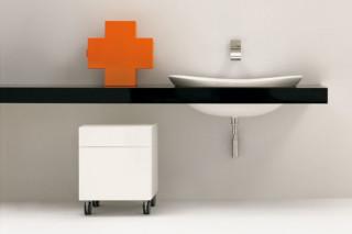 IO vanity basin  by  Ceramica Flaminia