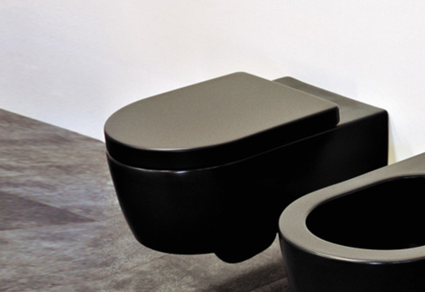 Link Wc Black By Ceramica Flaminia Stylepark