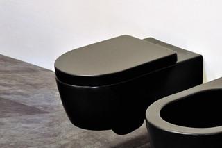 Link WC black  von  Ceramica Flaminia