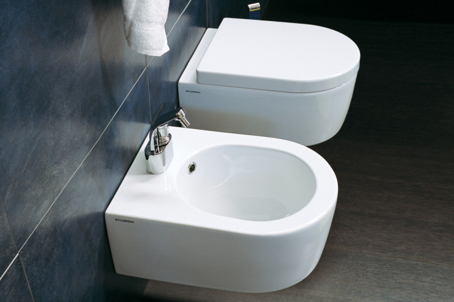 Mini Link bidet wall hung